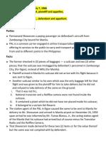 Shewaram versus Philippine Air Lines .docx