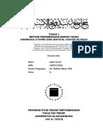 Tugas 5 - Klasifikasi Metode Penambangan Bawah Tanah (MPBT)