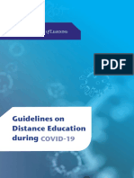 2020 COL Guidelines Distance Ed COVID19
