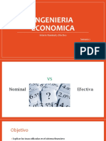 Ingeniería Económica UTP - Semana 2
