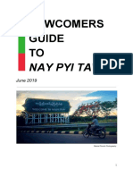 Newcomer's Guide to Nay Pyi Taw