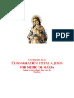 Ritual de Consagracion a Jesus por medio de Maria - Rituales.epub