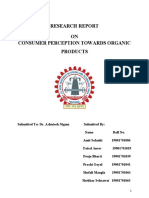 Project of BR (ORGANIC PRODUCT)