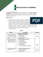 Temario Excel para ingenieros.pdf