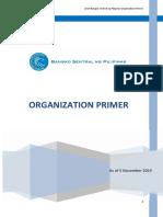 BSP Org Primer