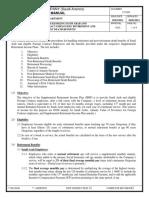 SAUDI ARAMCO GENERAL INSTRUCTION MANUAL