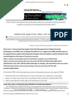 Predictive Analytics Real Life Use Cases _ Demand-Planning.com