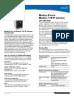 MBP_MNET_Datasheet
