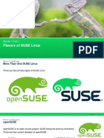 OpenSAP Introduction to SUSE