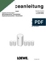LOEWE+Tremo+63231+Parts+List,+Service+Manual