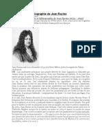 Biographie et bibliographie de Jean