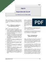 Algerie-Loi-1990-03-inspection-du-travail