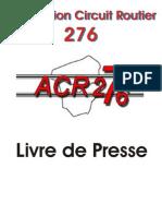Presse Book Acr276