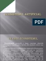 ECOSISTEMUL ARTIFICIAL.ppt