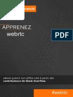 Apprenez le webrtc