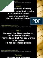 Father Spirit Jesus - Casting Crowns.pptx