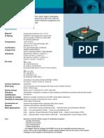 Technor JB Datasheet