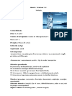 proiect_didactc - biologia