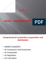 UNIT 8 MULTI CYLINDER APPLICATIONS