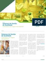 AGQ Brasil - Ebook - Sistema de Gestão da Qualidade