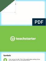 Teacher Notes persuassive writing
