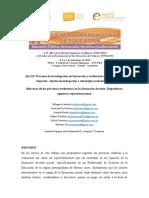 DosSantos Labriola Alu 2019 Ponencia II EIE Tandil