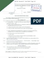 Aziza Mirzoeva Detention Order