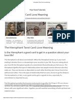 Hierophant Tarot Card Love Meaning.pdf