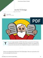 10 Commandments for UI Design - UX Collective.pdf