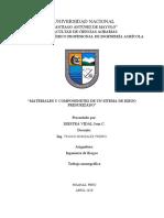 MATERIALES Y COMPONENTES DEL SISTEMA DERIEGO PRESURIZADO