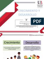 3. CRECIMIENTO Y DESARROLLO
