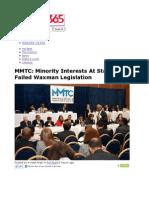P365 MMTC Reclass 100510