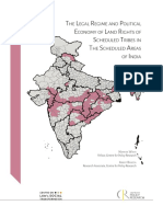 The Legal Regime and Political Economy of Land Rights Of Scheduled Tribes in the Scheduled Areas of India.pdf