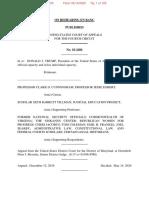 Legal Document on Trump - 051420