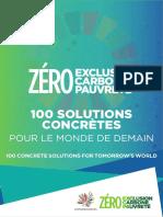 Convergences | 100 Solutions pour le monde de demain