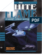 The White Flame (Starship Combat Scenario Pack)