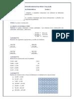 Guia Matemáticas Semana 1 y 2