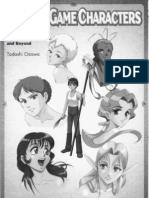 (1) How to Draw Anime and Game Characters - Vol.1