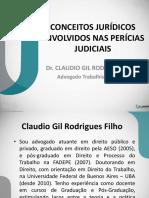 1. BLOCO JURÍDICO - Conceitos Jurídicos da Perícia Judicial_Prof. Claudio Gil