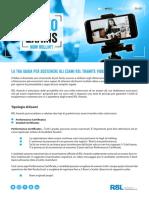 Guida Video Exams Italiano