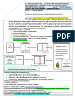 BIOLOGIA 5TO SISTEMATIZACIÓN DE LAS ESTRATEGIAS DE EVALUACION