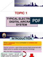 Topic 1 - Typical Electronic Digital Aircraft System.pdf
