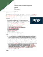PLANIFICACION DE LA PERFORACION DE POZOS Y SELECCIÓN DE TALADRO