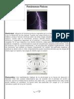 Fenómenos Físicos