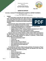 sample-NARRATIVE-REPORT