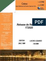 074f4184-f623-4ede-a99e-bd21fc27ad26_RELEASE CELESC - 1º TRIMESTRE 2020 - Versão  Final.pdf