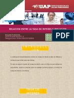 TASA DE INTERES E INFLACION.pptx