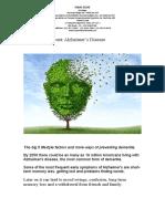 10 jeitos para prevenir Alzheimer