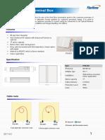 Roseta Optica FTB-501
