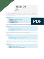 #ADVERBIOS DE CERTEZA